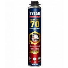 Монтажная пена TYTAN Professional ULTRA FAST 70 870мл