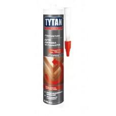 Герметик TYTAN Professional Акриловыйl для Дерева и Паркета орех 310мл.