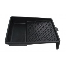 Ванночка для краски,пластм.,33х34 см(230) черная