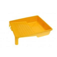 Ванночка для краски,пластм.,33х34 см(230) желтая