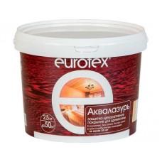 "Аква-лак ""EUROTEX"" белый 2,5кг"