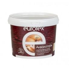 """Аква-лак """"EUROTEX"""" бесцветный 2,5кг"""