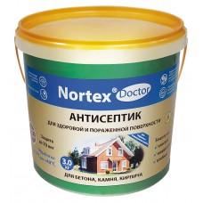 Антисептик Нортекс-ДОКТОР для бетона 3,0кг