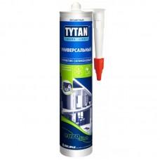 Герметик TYTAN Euro-Line Силиконовый Универсальный белый 290мл.