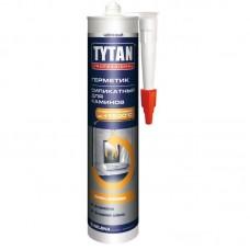 Герметик TYTAN Professional Силикатный для Каминов черный 310мл.