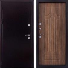 Дверь металл.ДМ-10 TS3-G305(960*2050)прав.Антик серебро/Дуб мклинга