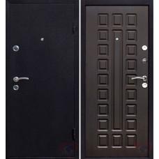 Дверь металл.Гарда 8мм. Венге(960Л) Левая