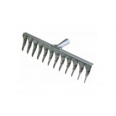 Грабли 10-ти зубые витые (порошковая эмаль),б/ч (5389)