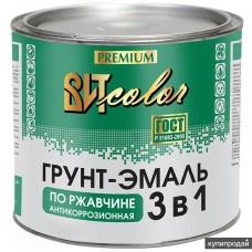 Грунт-эмаль по ржавчине белый (5,0кг) ВИТ color Волгоград