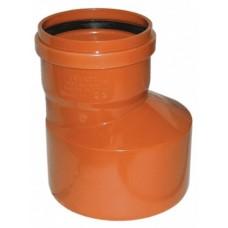 Переход канализационный(оранж) ф160*110