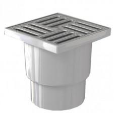Трап канализационный с вертк.спуском ф110 (25495)