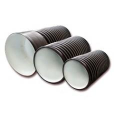 Труба дренаж. гофриров. 110/94(6м) SN8-SN9 FD с раструбом