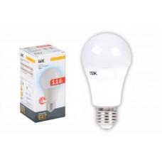 Лампа светодиодная LED 11 Вт Е27 IEK белый(6894342)