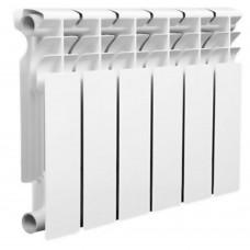 Радиатор АЛЮМ. 350/80  OPTIMA  6 секций