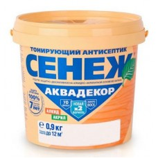 Сенеж АКВАДЕКОР Махагон (110)0,9кг